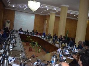 وافق عليها مجلس قيادات جامعة بنها الخطة التفصيلية لصيانة منشأت الجامعة
