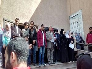 جامعة بنها تحتفل بيوم الشهيد