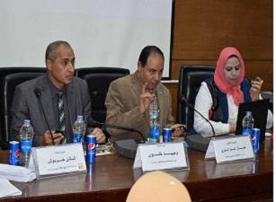 القيادات الإدارية في جامعة بنها ساهمت في تطبيق الخطة الإستراتيجية