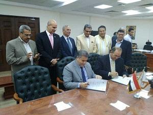 إتفاق بين «جامعة بنها والريف المصرى»لإنشاء مركز لأبحاث الأرز