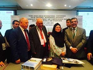 إتفاقية بين جامعة بنها والجامعة الإسلامية بماليزيا