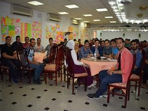 ورشه لريادة الأعمال لطلاب جامعة بنها بالتعاون مع وزارة الإتصالات