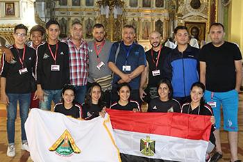 منتخب فلكلور جامعة بنها يمثل مصر فى مهرجان الفنون الشعبية بـ «أوكرانيا»