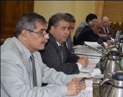 EL-kady asks for holding meetings with the new stduents to get them acquainted with the Universities' faculties