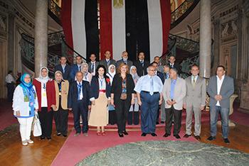 مركز القياس والتقويم بجامعة بنها الأول علي الجامعات المصرية
