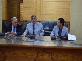 A future vision to cooperate with the international Universities in Benha University