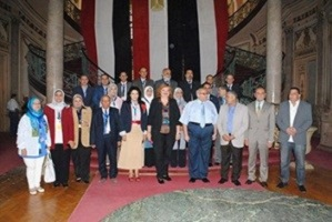 The measurement and assessment center wins the 1st place at the Egyptian universities scale