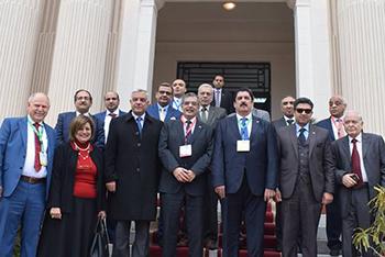 المؤتمر الدولي لتطوير التعليم العالي بجامعة بنها يواصل أعماله لليوم الثانى على التوالى