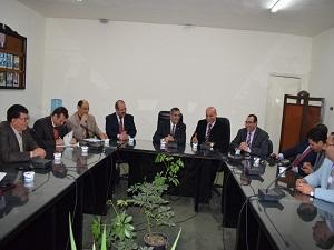 خلال تفقده كليتي الزراعة والطب البيطري المغربي: 10 مؤشرات لقياس تطبيق معايير الجودة في جامعة بنها