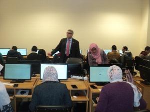 لأول مرة إمتحان معرفي إلكتروني موحد علي مستوي كليات الطب بالجامعات المصرية