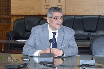 لجنة عليا لتطوير التعليم بجامعة بنها