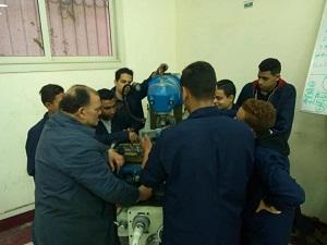 هندسة شبرا تشارك في مبادرة صناعية مصر