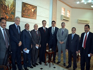The faculty of law organizes its 13th conference about the legal opinions of the financial comprehensiveness