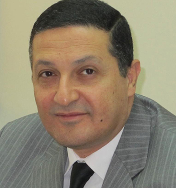 Prof.Dr. Gamal EL-Saied is the new University president