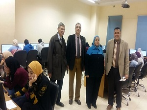 93% is the attendance percentage of the students of the faculty of medicine in the electronic unified exam