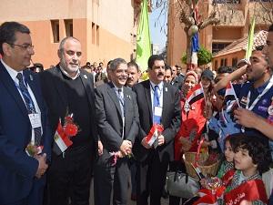 عبدالحليم والمغربي .. يفتتحان المؤتمر الدولي الثالث لمركز تنمية قدرات أعضاء هيئة تدريس جامعة بنها