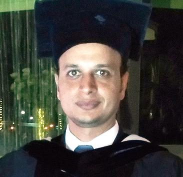 الدكتور إسلام الشعراوي زميلاً لأكاديمية التعليم العالي بالمملكة المتحدة