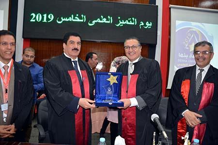 فى احتفالية كبرى .. جامعة بنها تحتفل بيوم التميز العلمي الخامس