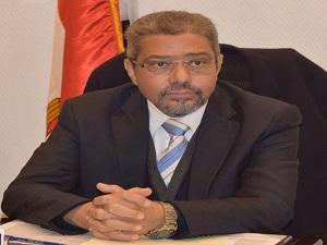 المهندس إبراهيم العربي عضواً بمجلس جامعة بنها
