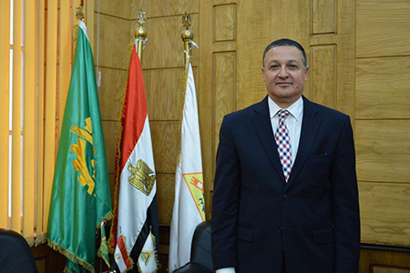 El Saeed receives the Selection Committee for the Faculty Members at Faculty of Faculty of Physical Therapy