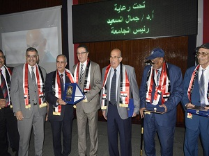 Benha University participates in the 6th Cairo International Exhibition for Innovation