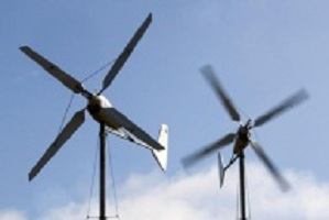 A study conducted in Benha University about how to generate electricity using the wind turbines