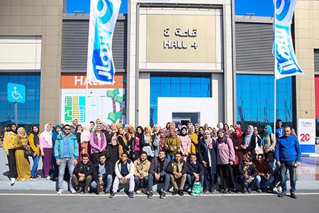 بمشاركة 700 طالب وطالبة.. جامعة بنها تشارك في فعاليات معرض القاهرة الدولي للكتاب