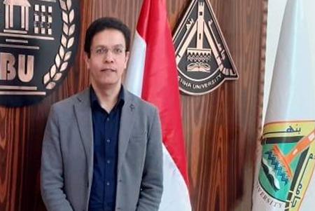 بقرار جمهوري .. الجيزاوى نائبا لرئيس جامعة بنها لشئون الدراسات العليا والبحوث