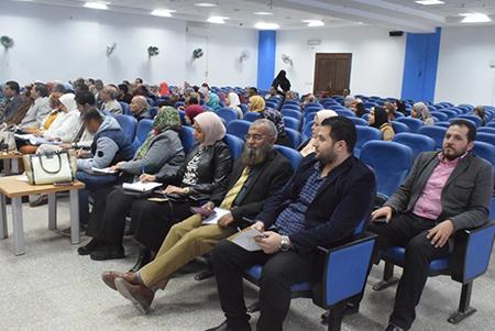 انطلاق فاعليات ورشة العمل الثالثة للتدريب على آلية التقدم الإلكتروني في جائزة مصر للتميز الحكومي