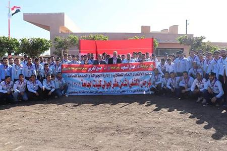 بمشاركة 225 طالب .. جامعة بنها تنظم المهرجان الكشفي الثامن عشر للجوالة