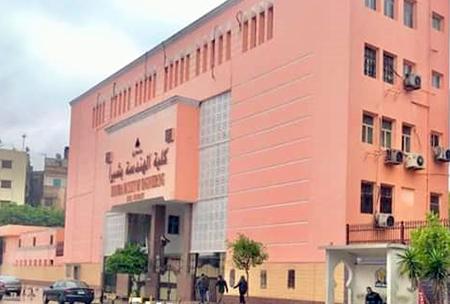 فتح باب الترشح لعمادة كلية الهندسة بشبرا بجامعة بنها