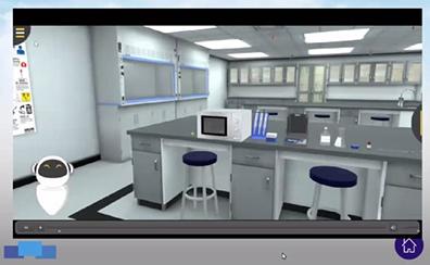 انطلاق فاعليات ورشة عمل Online عن المعامل الافتراضية ثلاثية الابعاد  لشباب الباحثيين بجامعة بنها