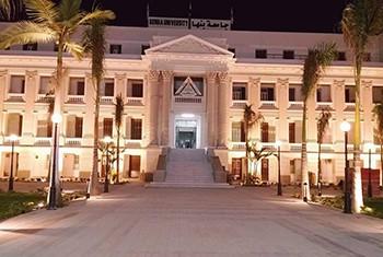 جامعة بنها تنعى شهداء الوطن في بئر العبد