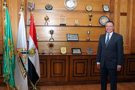 السعيد يهنئ الرئيس السيسي بذكرى ثورة 30 يونيو