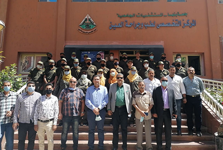 New Security Company starts in Benha University Hospitals
