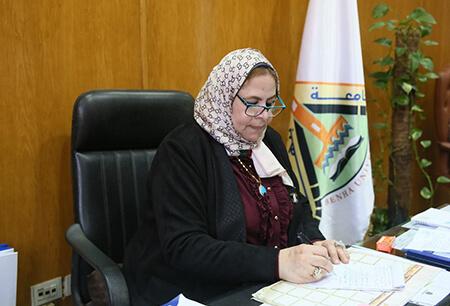 750 جنيها منحة للعاملين بجامعة بنها بمناسبة عيد الأضحى