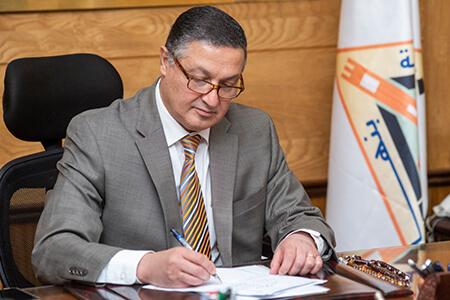 رئيس جامعة بنها: استمرار المغربي في منصبه حتى نهاية العام وتكليف مجاهد بعمادة هندسة شبرا