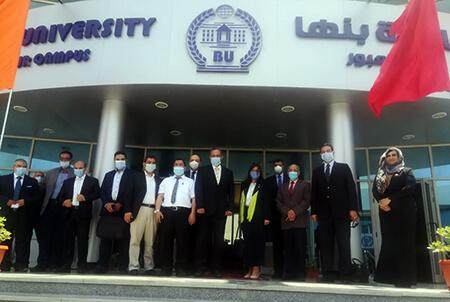 بالتعاون مع وكالة الفضاء: مدارس صيفية بمقر جامعة بنها بالعبور