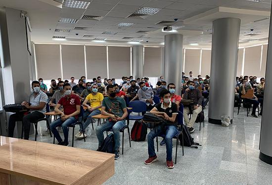 بمشاركة طلاب 24 جامعة .. افتتاح فعاليات المدرسة الصيفية لعلوم الفضاء بمقر جامعة بنها بالعبور