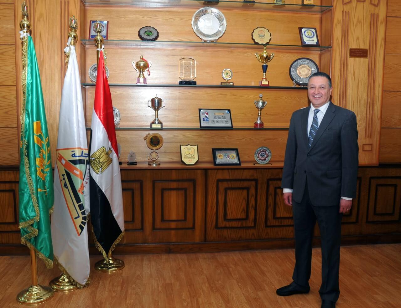 تعيين رؤساء أقسام جدد بكليات جامعة بنها