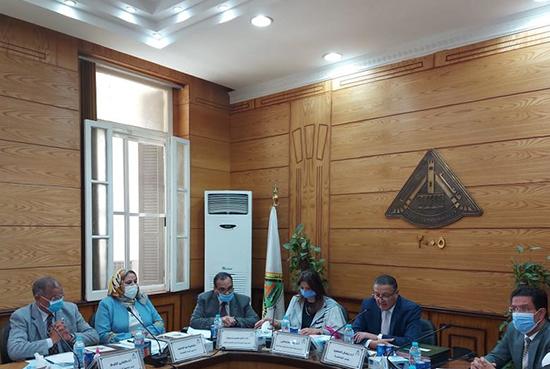 مجلس جامعة بنها يعلن أسماء الفائزين بجوائز الجامعة