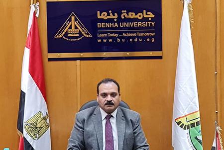 نائب رئيس جامعة بنها لشئون التعليم والطلاب: الكشف الطبي على 11 الف طالب من المرشحين للقبول بالكليات