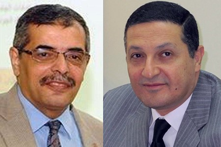 El Saeed congratulates Al Maghrabi for selecting him as a Member for