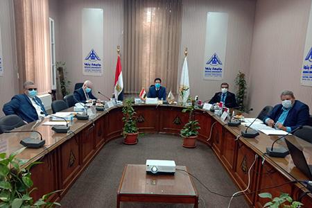 «الجيزاوي» يترأس لجنة اختيار عميد كلية الفنون التطبيقية