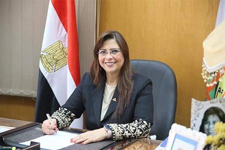 جامعة بنها تهنئ راندا مصطفى لتوليها منصب وكيل لجنة التعليم والبحث العلمي بمجلس الشيوخ