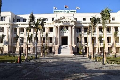 لأول مرة بالجامعات المصريه محاكاة العباقره بجامعة بنها