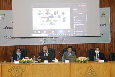 الجيزاوى يفتتح فعاليات المؤتمر الدولى الخامس لتطبيقات التكنولوجيا الحيوية في الزراعة