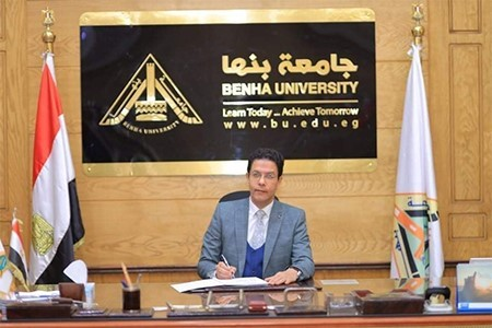 El Gizawy: EGP750 for Benha University Staff on Occasion of Ramadan 2021
