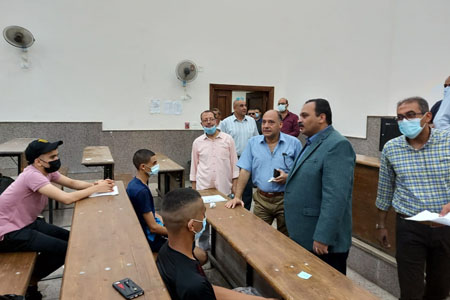 Benha University starts the Aptitude Tests for Its Faculties