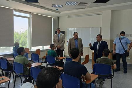 بمشاركة 500 طالب: اطلاق المدرسة الصيفية الثانية لعلوم وتكنولوجيا الفضاء والأقمار الصناعية لطلاب الجامعات بجامعة بنها